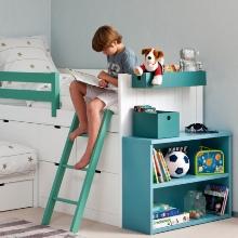 Dětský pokoj pro sourozence