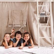 Dětský pokoj se skrýší