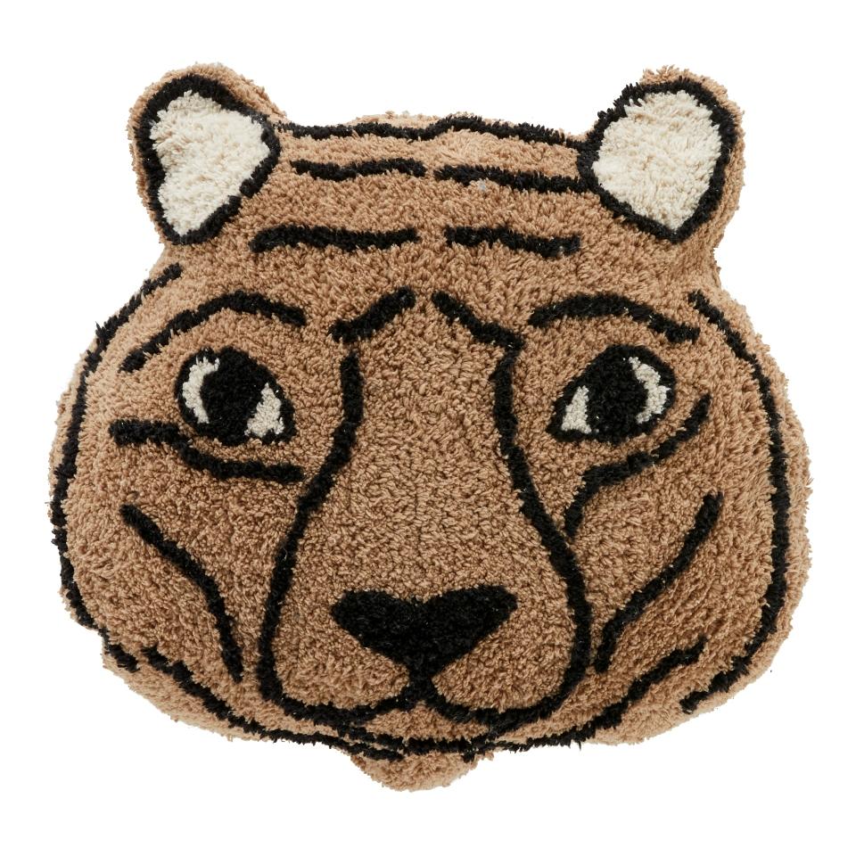 <p><strong>NOVINKA</strong></p> <p>Polštář Divočina Tygr pr.50 cm. Materiál bavlna.</p> <p></p> <p></p> <p></p> <p></p>