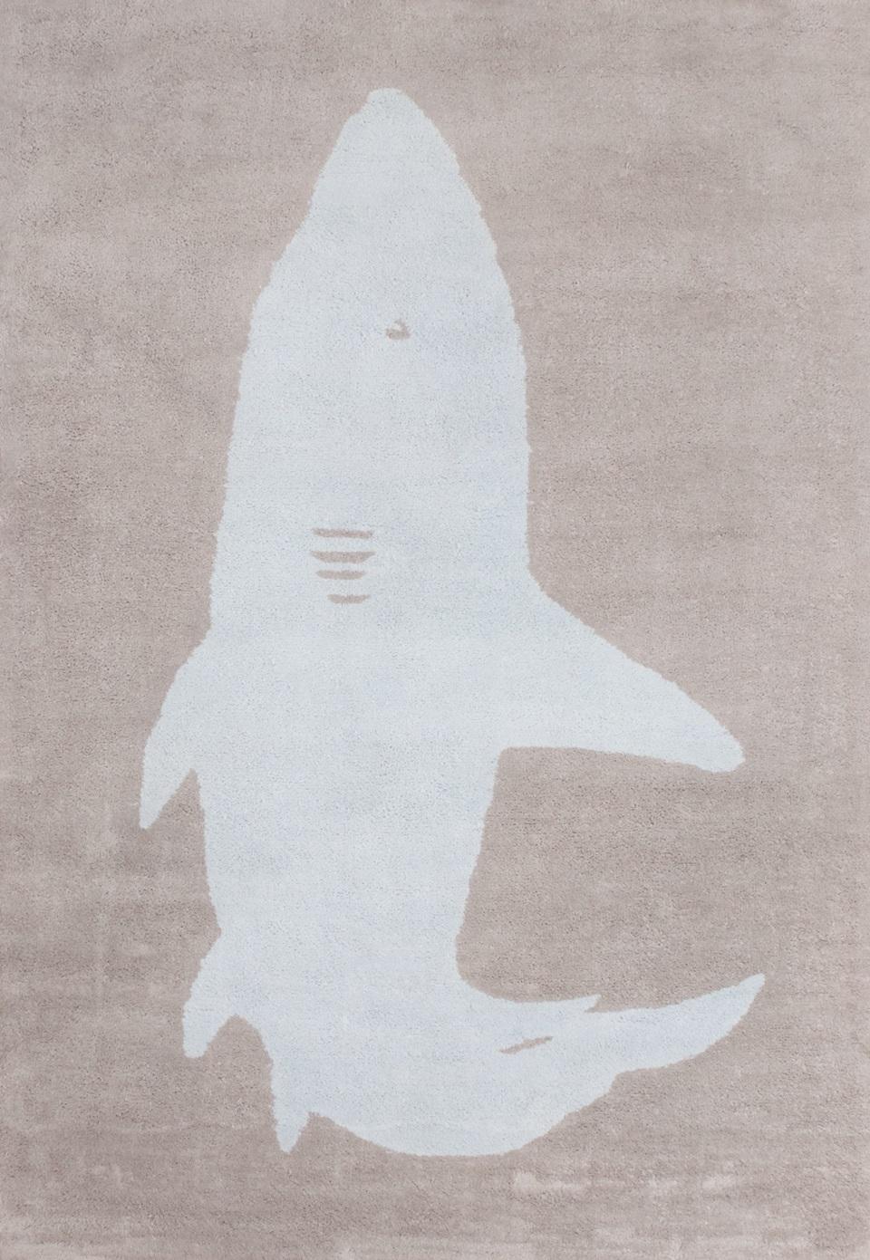 <p>Koberec se žralokem. Velikost 230*160cm. 100% měkký akryl.</p>