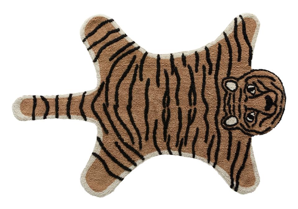 <p><strong>NOVINKA</strong></p> <p>Koberec Divočina Tygr 100*150cm. Materiál bavlna.</p> <p></p> <p></p> <p></p> <p></p>