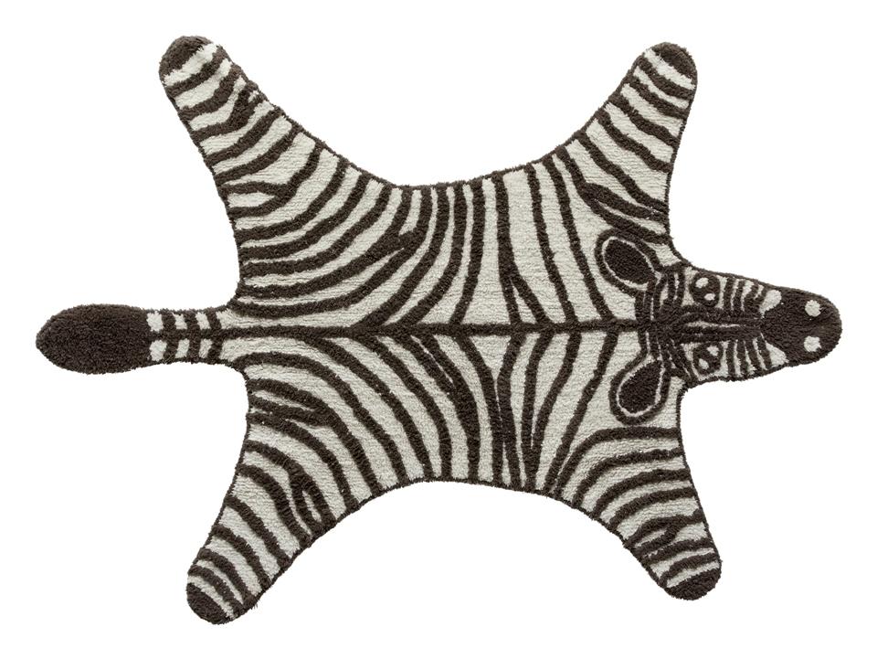 <p><strong>NOVINKA</strong></p> <p>Koberec Divočina Zebra 105*142cm. Materiál bavlna.</p> <p></p> <p></p> <p></p>
