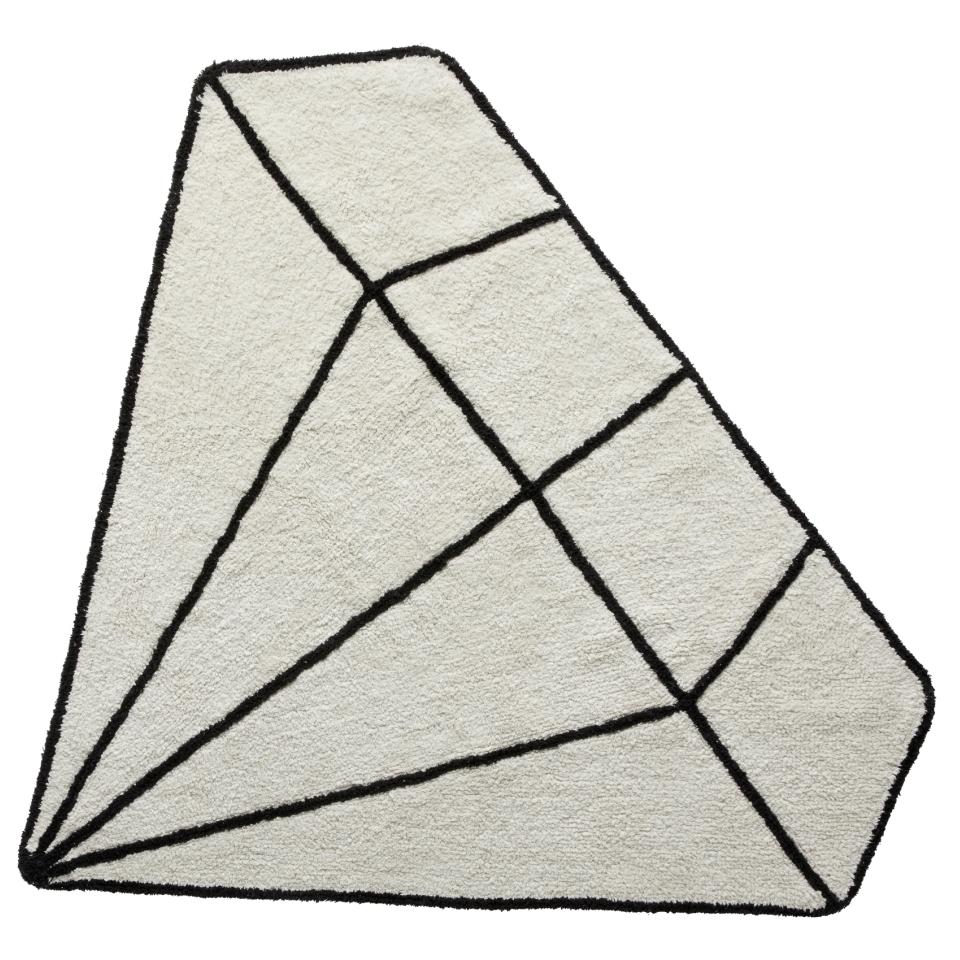 <p>Bavlněný koberec 120*150cm</p>