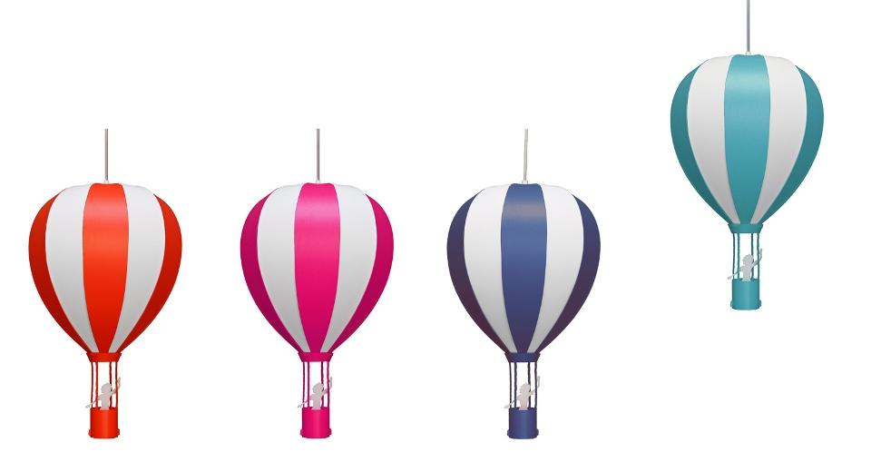 <p>NOVINKA</p> <p>Stropní svítídlo Hot Air Balloon</p> <p></p> <p></p> <p></p>