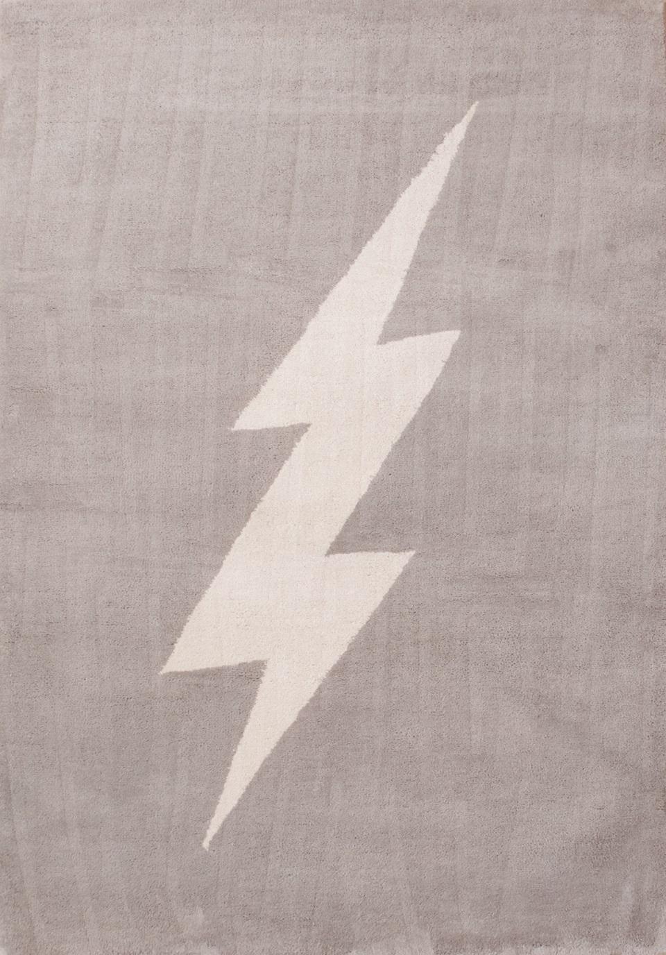 <p>Koberec s bleskem. 230*160cm. 100% měkký akryl.</p>