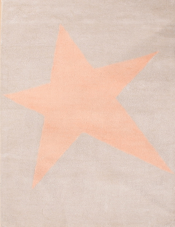 <p>Koberec s hvězdou. Velikost 170*130cm. 100% měkký akryl.</p>