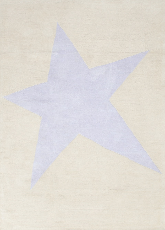 <p>Koberec s hvězdou. Velikost 230*160cm. 100% měkký akryl.</p>