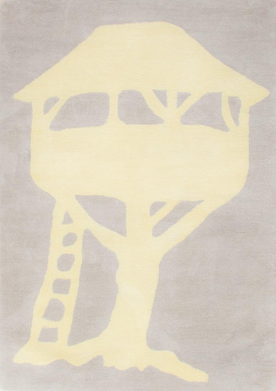 <p>Koberec se stromovým domkem. Velikost 230*160cm. 100% měkký akryl.</p>