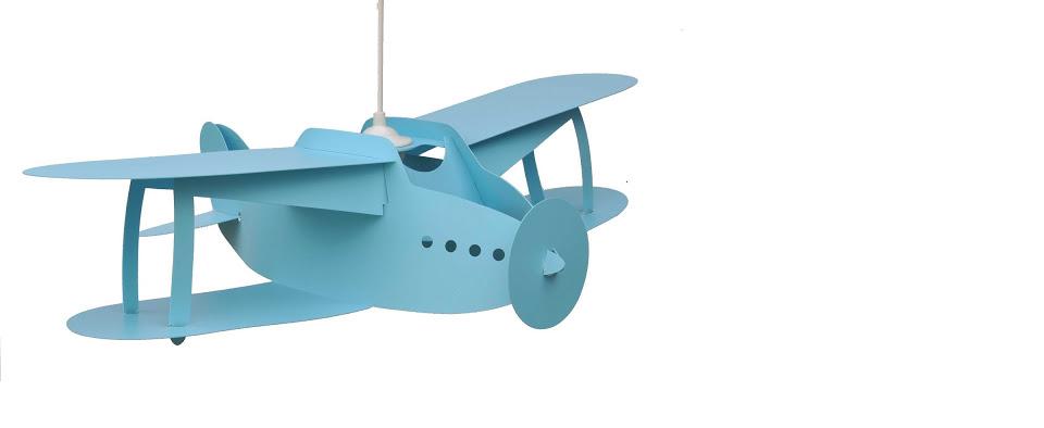 <p>Stropní svítidlo Letadlo. K dispozici ve více barvách.</p>
