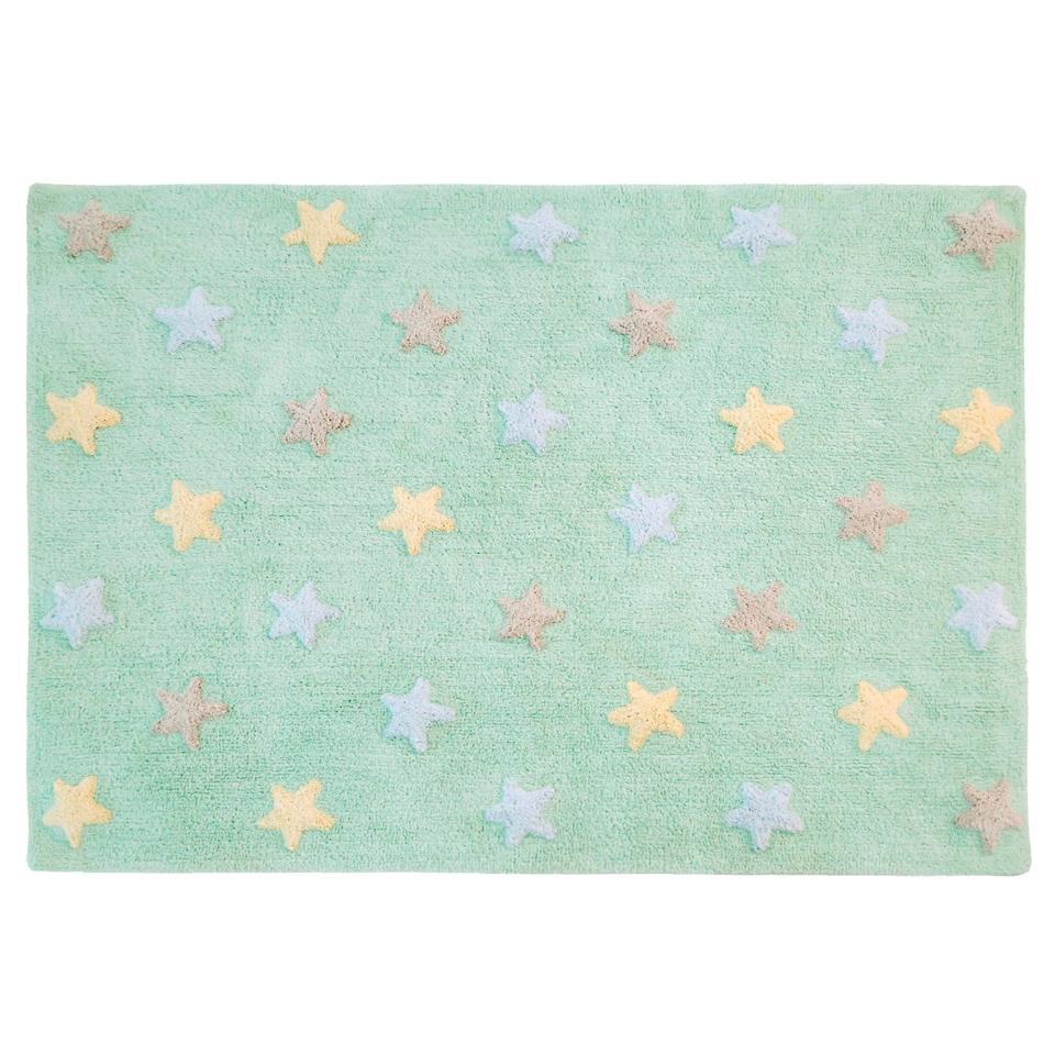 <p>Bavlněný koberec 120*160cm.</p>