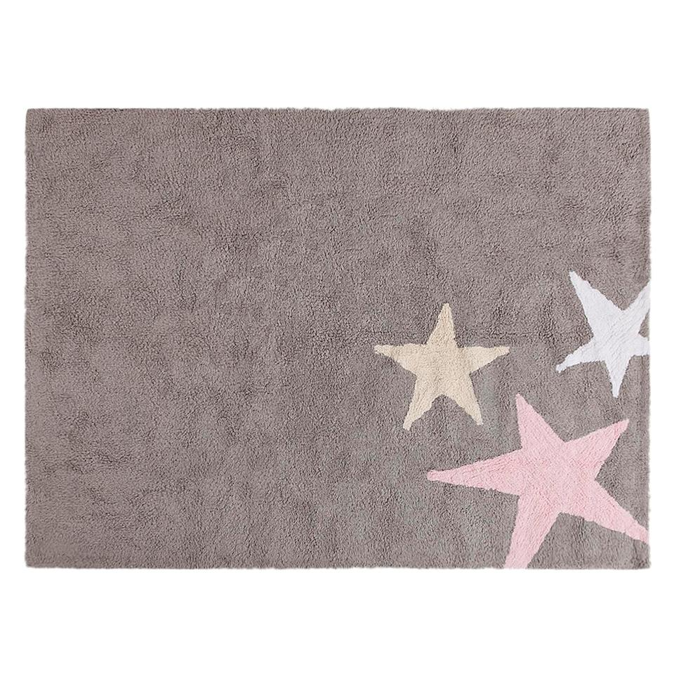 <p>Koberec se 3 hvězdičkami 120*160cm. 100% bavlna</p> <p></p> <p></p> <p></p>