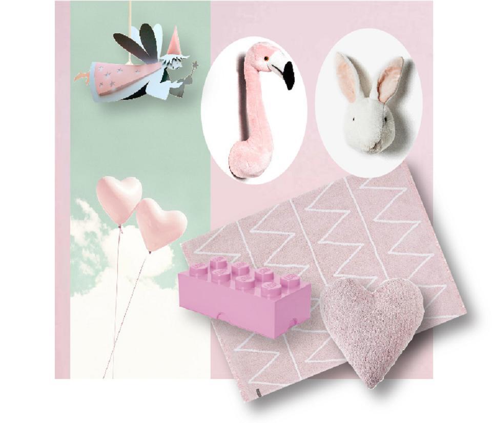 <p>Hřejivá růžová barva večerních červánků nás svou nesmělostí zpomalí. Zasněme se spolu s ní a obklopme se samými příjemně měkoučkými předměty. Bavlněný koberec, jemné tapety, mírumilovní plyšoví tvorové či růžový box na poklady a tajemství...</p> <p></p> <p></p> <p></p>