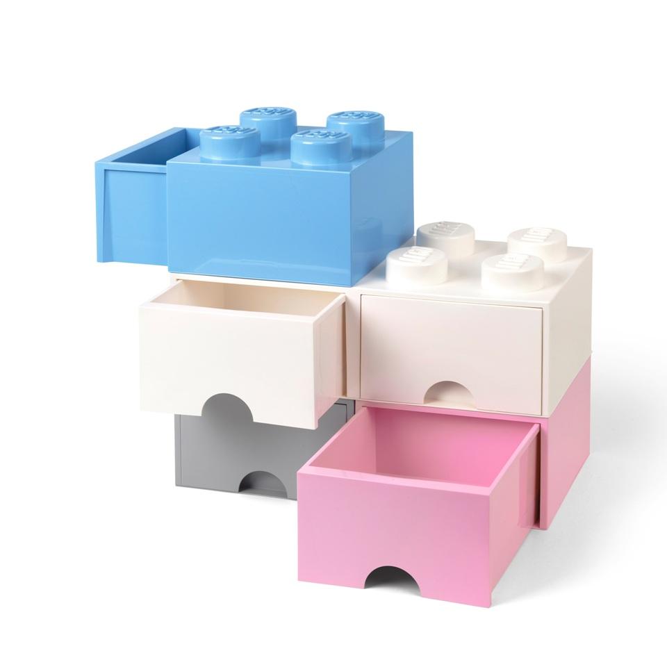 <p><strong>NOVINKA</strong></p> <p></p> <p>Úložný box Lego s šuplíkem.</p>